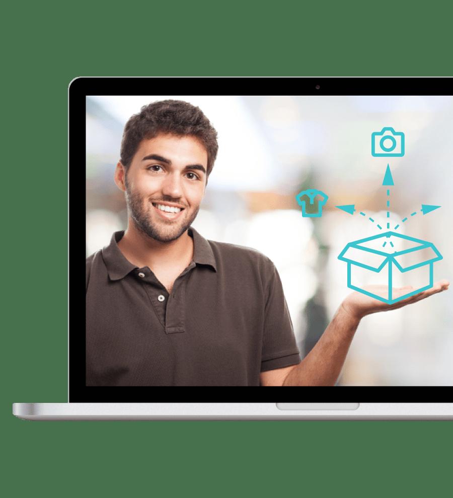 Loopa Consol Trade Sitio Web Desarrollo